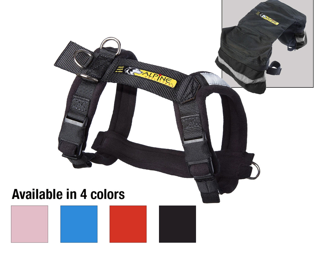 Urban Trail Everyday Dog Pack & Harness