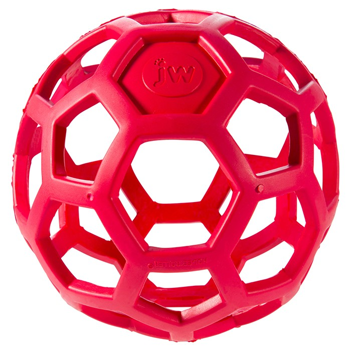 JW Pet Hol-ee-Roller Ball – Best Multipurpose Toy For Dogs of All Sizes