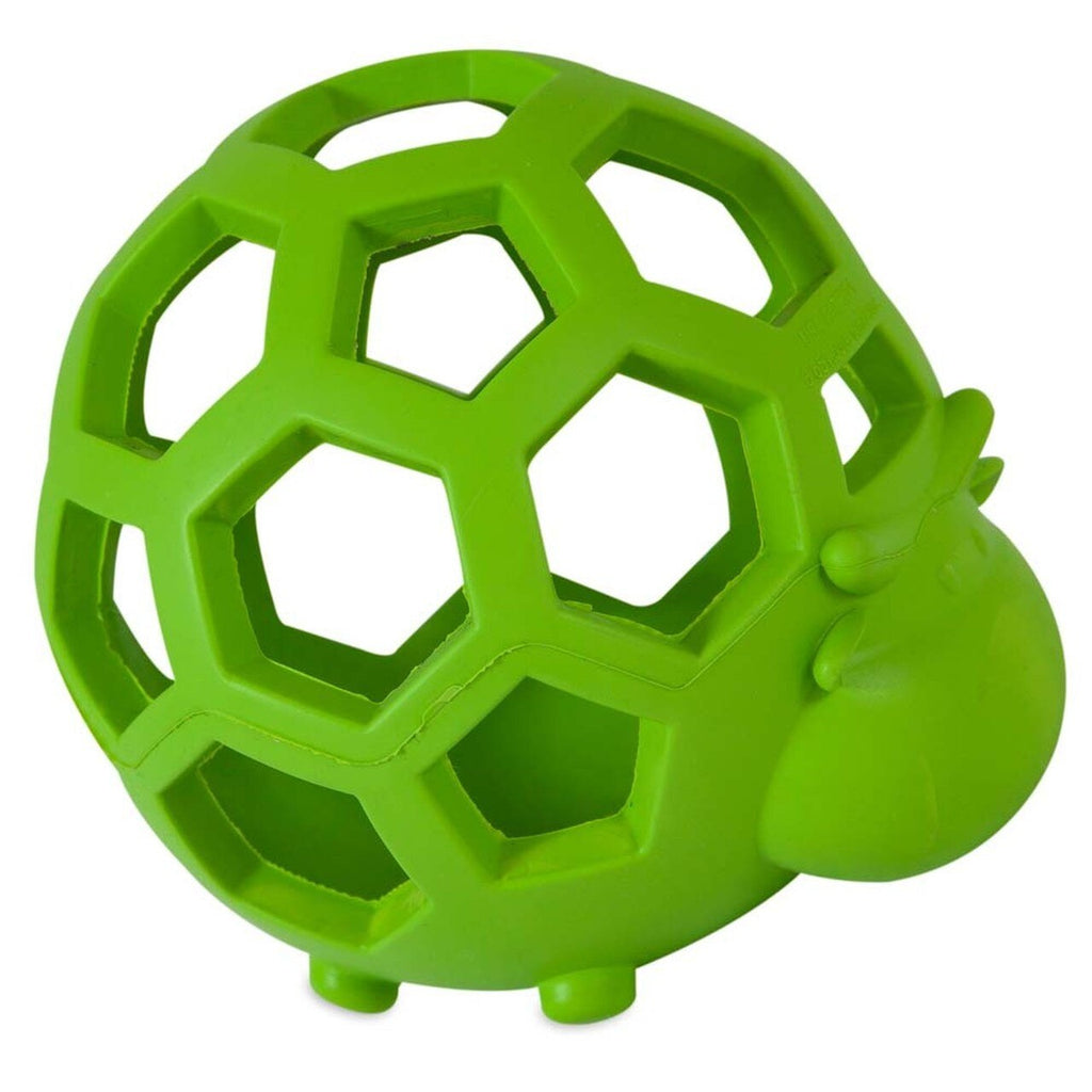 JW Pet Hol-ee Cow Dog Toy, Holey Cow Ball – Designed For Small Dogs