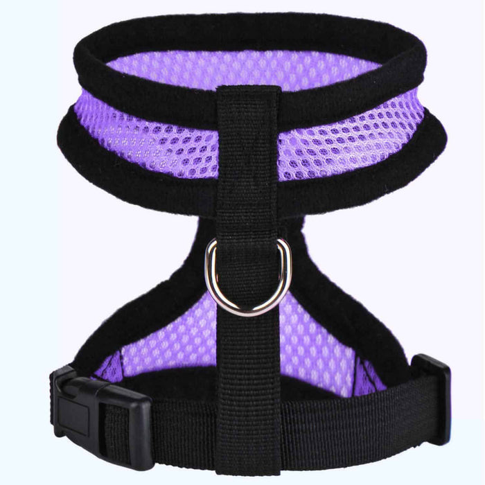 PetDesignz - Adjustable Mesh Cat Harness or Small Dog Harness (toy breeds)