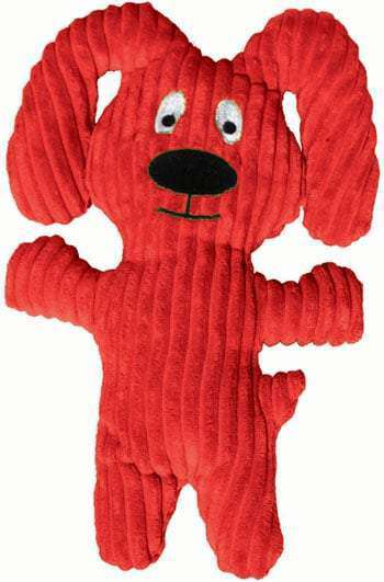Loopies - Corduroy Dog Toy - Rozcoe the Cat & Razzle the Dog - Squeaking Fun!