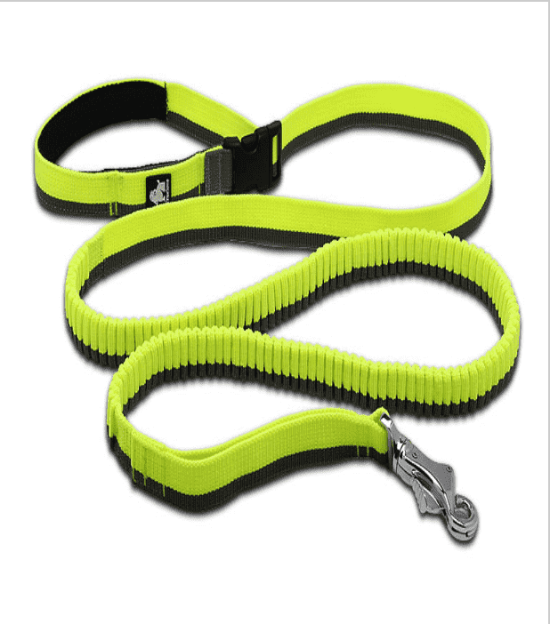 Truelove Running Dog Leash – Adjustable – Hand-Held or Waist-Worn