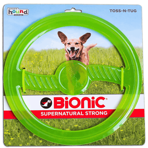 Bionic Tug-N-Toss-Tug Dog Toy, Durable For Strong for Chewers