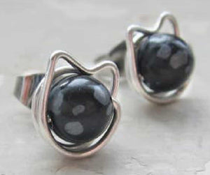 Contempo - Hand Made Artisan Jewelry - Small Batch, Cat styled designs