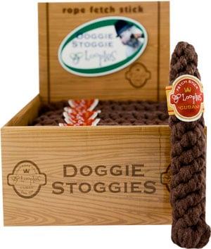 Loopies - Solid Rope Large Dog Toy - Stoggies, Fetch Sticks