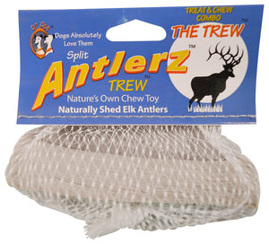 Naturally Shed Elk Antler - Split (The Trew Antlerz™) Made in USA