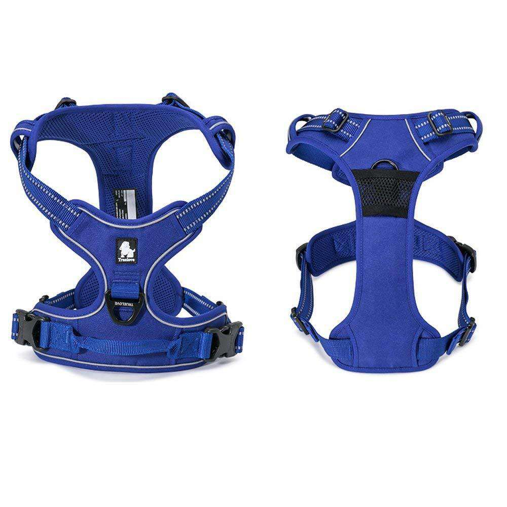 No-Pull Dog Harness, Reflective, Padded, and Adjustable by Truelove