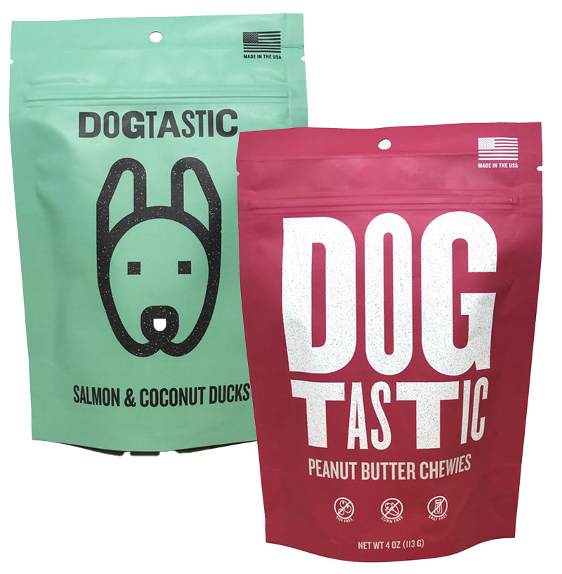 Dog TasTic Healthy Dog Treats by SodaPup