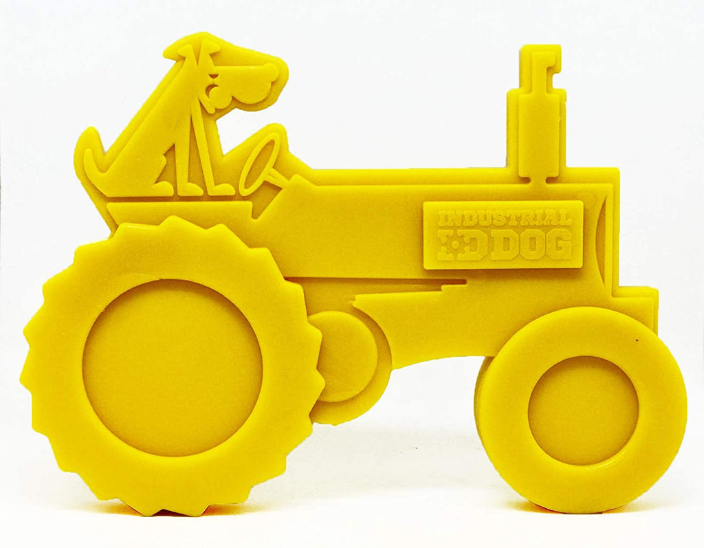 Industrial Tractor Ultra-Durable Dog Toy