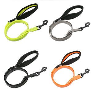 Truelove - Heavy Duty Dog Leash - Neoprene Padded Handle