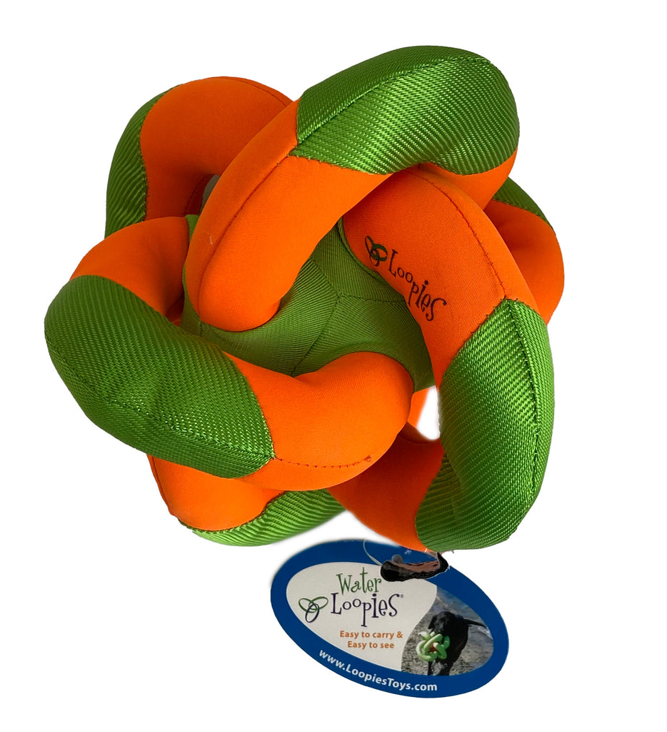 Sport Water Loopies Dog Toy, Fetch for the Water, by Loopies