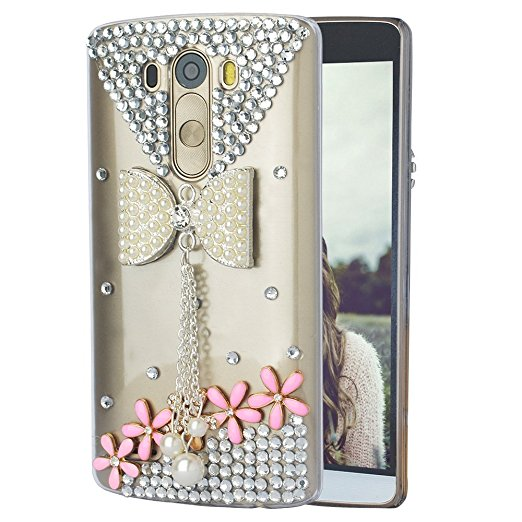 3D Bling Diamond Handmade Glitter Crystal Soft Clear Protective Back Cover Fundas Case For IphoneX XS MAX XR 5S 5C 6 6S 7 8 PLUS