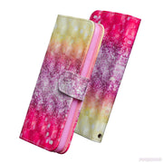 3D Painted Case For Huawei Nova 2i RNE-L21 RNE-L01 Phone PU Leather Flip Wallet Cove For Huawei Nova2i RNE-L03 RNE-L23 Box Capa