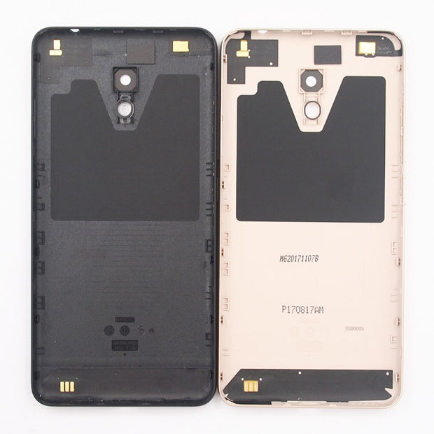 BaanSam New Battery Door Back Cover Housing Case For MEIZU M5C M710H 5 With Camera Lens+Power Volume Buttons+SIM Card Tray