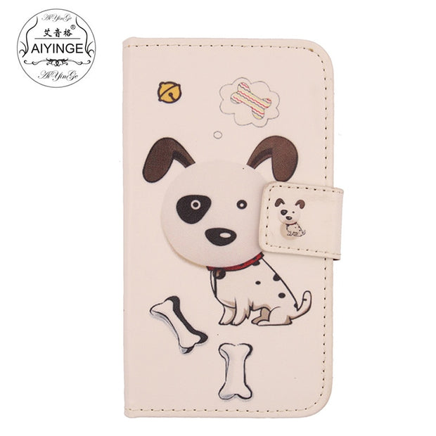 "Case For Gome U7 5.99"" Case Book Design Flip Leather Wallet Cell Phone Cover For Gome U7 Funda"
