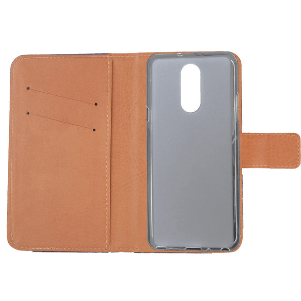 Case For LG Stylo 4 Wallet Design Flip Leather Mobile Phone Cover For LG Q Stylus Holster