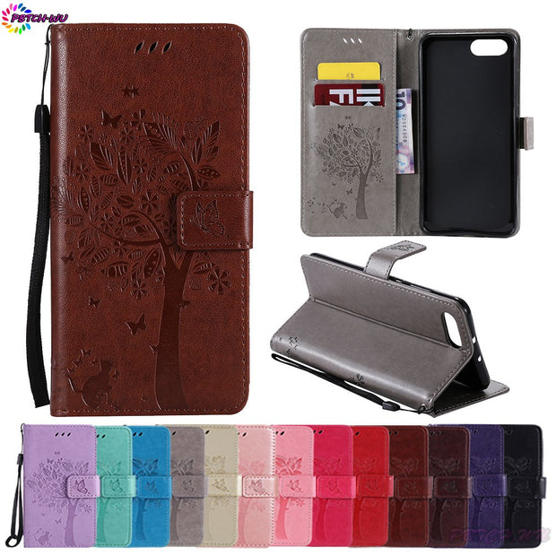 Coque For Huawei Honor View 10 BKL-L09 Berkeley-L09 Wallet Flip Phone Leather Case Cover For Huawei Honor V10 BKL-AL20 BKL-AL00