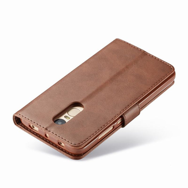 Coque Redmi Note 4X Cover Leather Wallet Phone Case For Xiaomi Redmi Note 4x Case Card Holder Hoesje Redmi Note 4 Flip Case