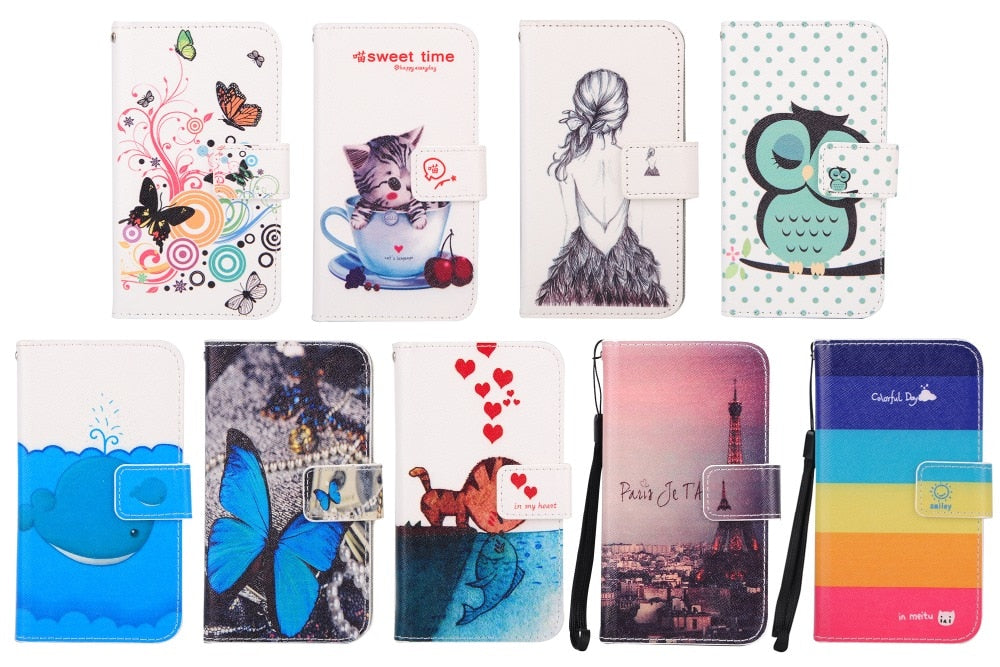Fashion Phone Cover For Oukitel K10000 PU Stand Wallet Flip Leather Cover Case For Oukitel K10000 Mobile Phone Case