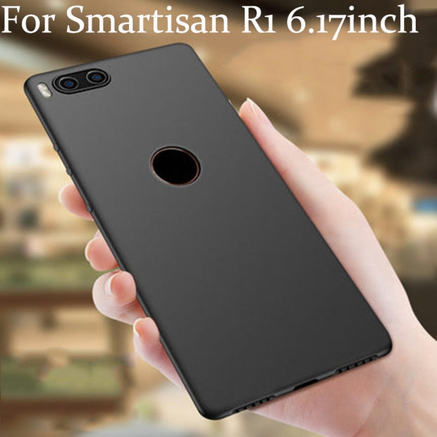 Fashion Ultra-thin Phone Cases For Smartisan Nut R1 Case Soft Back Cover For Smartisan NutR1 Case Cover Nut R 1 Full Capas Shell