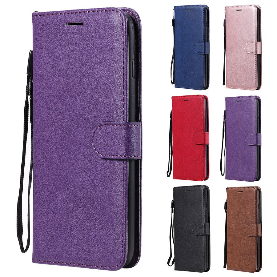 Flip Leather Wallet For Huawei Mate 10 Pro Lite Cover Soft TPU Card Pocket For Huawei Mate 9 8 Case Mate SE Cover Mate10 MateSE