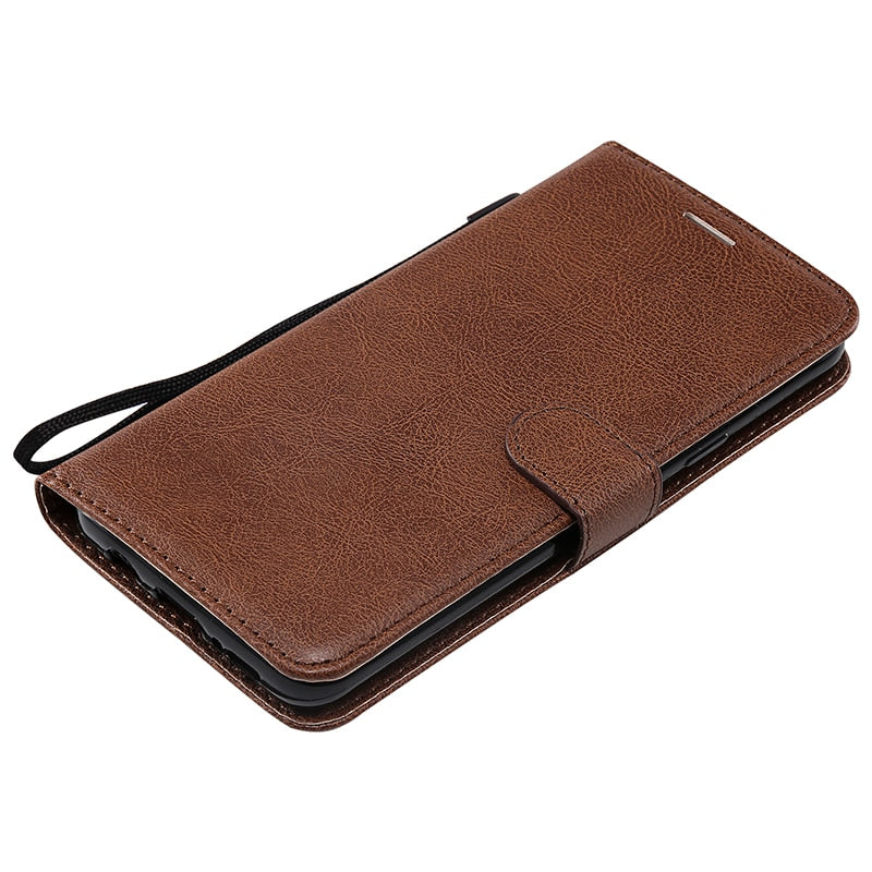 Flip Leather Wallet For Samsung Note 9 Cover Soft TPU Card Pocket For Galaxy Note 8 Plus Note9 Note8 Case N960F N960U