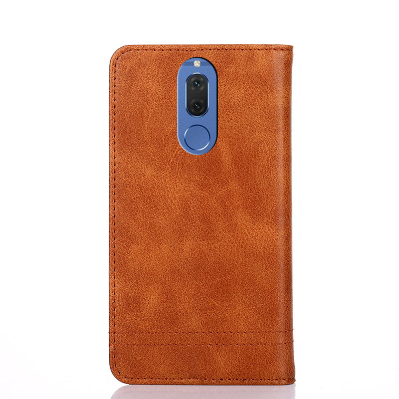 For HUAWEI Mate 9 10 Lite Pro Case Pu Leather Silicone Cover Mate 10 Lite Coque Funda Capa Mobile Phone Bags Hoesjes