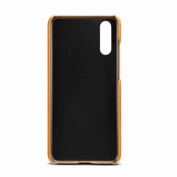 For HUAWEI P20 Case Luxury Leather With Card Cases HUAWEI P 20 Fitted Cases Mobile Phone Shell Back Cover HUAWEI P20 Pro