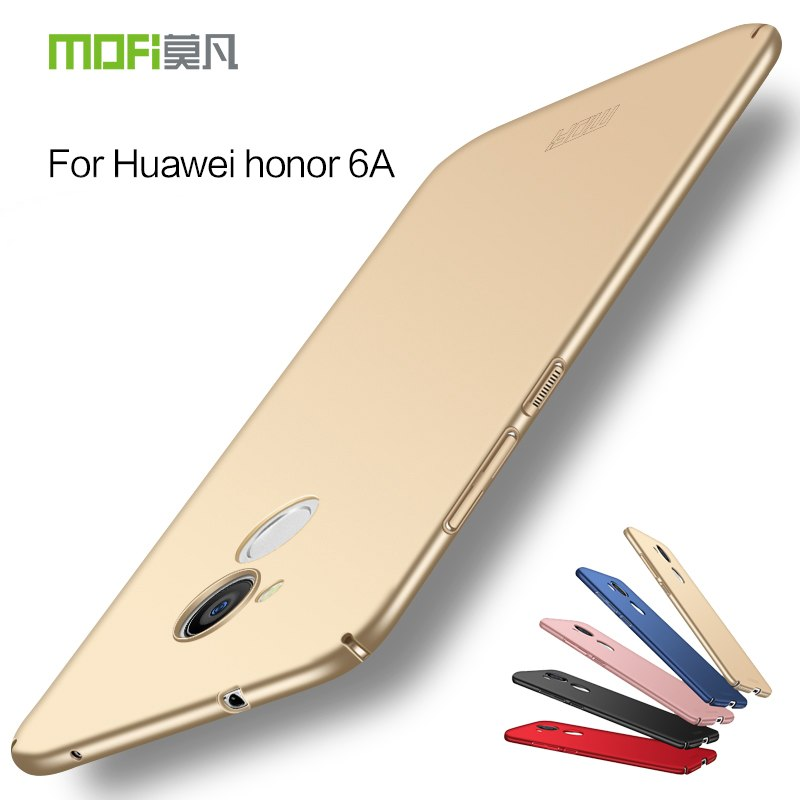 For Huawei Honor 6A Cover Case Original MOFI Hard Case For Huawei Honor 6A Case Hight Quality Phone Shell For Huawei Honor 6A