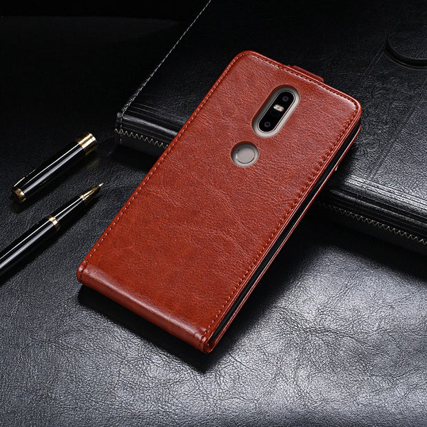 For Lenovo Phab2 Plus Case Luxury Vertical Flip Cover PU Leather Case For Coque Lenovo Phab 2 Plus Protective Phone Housing