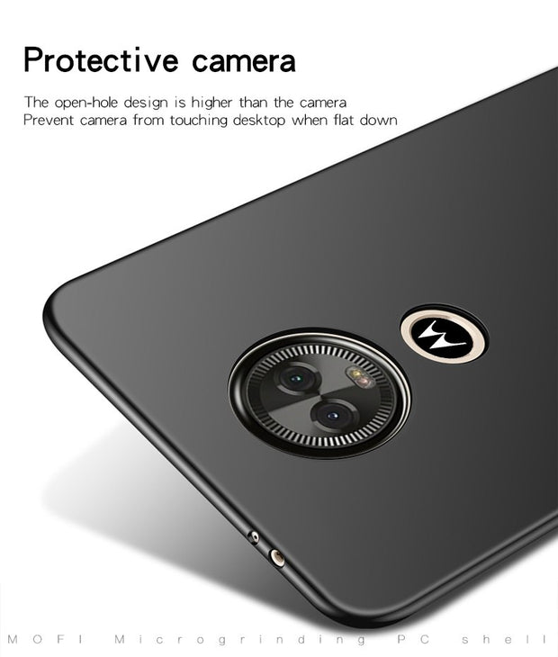 "For Motorola Moto E5 Play 5.2"" Case Original Back Cover Hard PC Full Protective Phone Cases MOFi Case Cover"