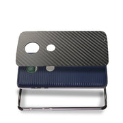 For Motorola Moto Z2 Play / Moto Z2 Force Case New Aluminum Metal Frame+Carbon Fiber Hard Back Cover Case Shockproof Phone Shell