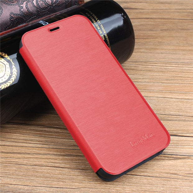 For Oppo A83 Case Cover Flip Leather Silicone Cases Card