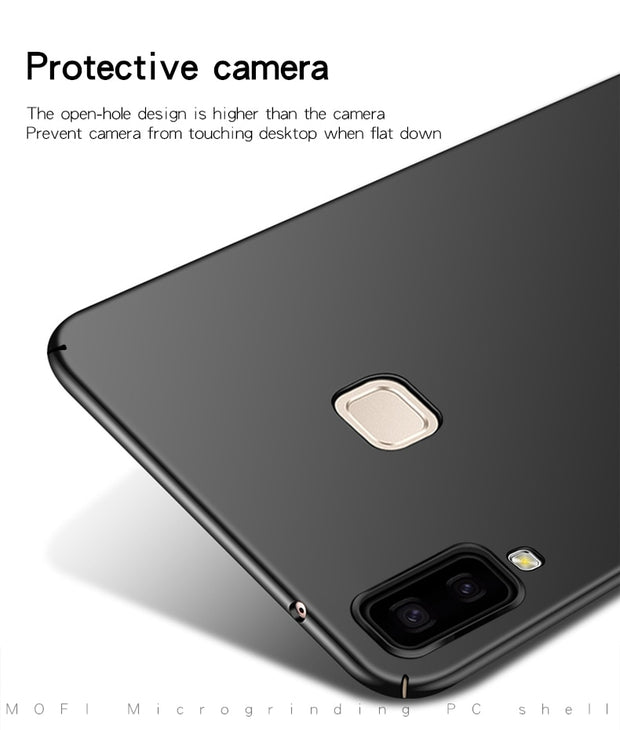 "For Samsung Galaxy A8 Star A9 Star G8850 5.8"" Case Original Back Cover Hard PC Full Protective Phone Cases MOFi Case Cover"