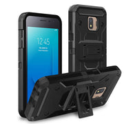 For Samsung Galaxy J2 Core Heavy Duty Hybrid Armor Case With Belt Clip Holster Anti Shock Cover For Samsung Galaxy J2 Core 2018
