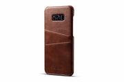 For Samsung Galaxy S8 Plus Case Luxury Leather With Card Cases Galaxy S8 Fitted Cases Mobile Phone Shell Back Cover S8 Plus