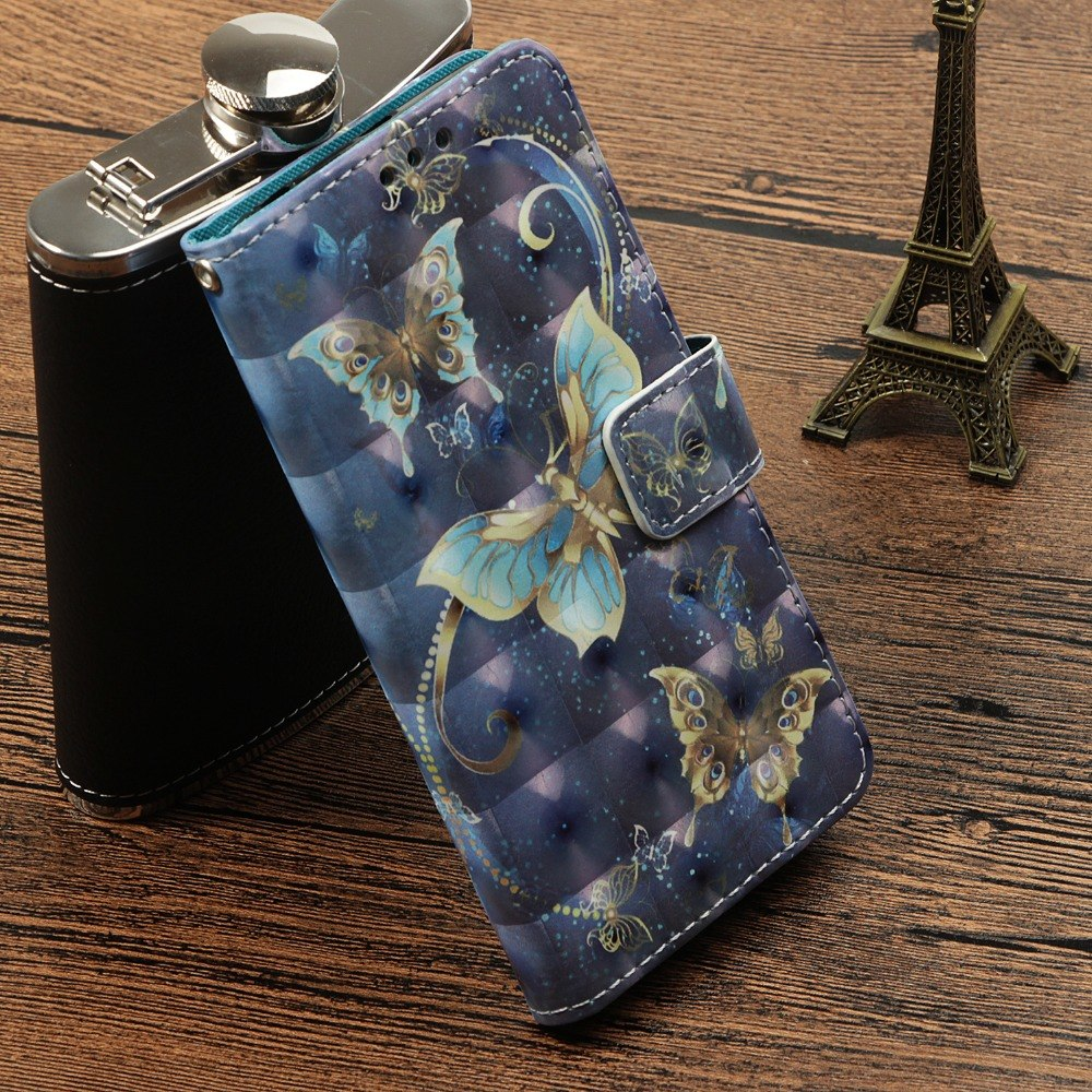 For Samsung Galaxy J330 J530 J730 2017 EU Version Coque Leather Magnetic Stand Flip Wallet Phone Case