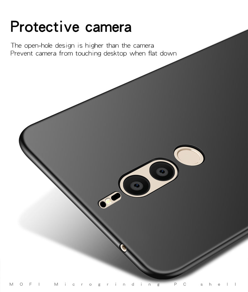 "For Sony Xperia XZ2 Premium 5.8"" Luxury MOFi Classic Frosted PC Hard Back Protective Phone Case Cover Case"