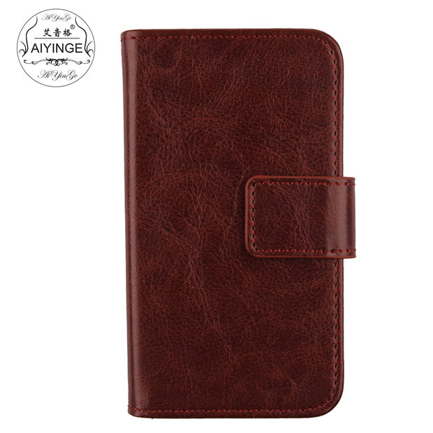 For Ulefone S9 Pro 5.5'' Case Business Wallet Style Flip Leather Cell Phone Cover For Ulefone S9 Pro Coque