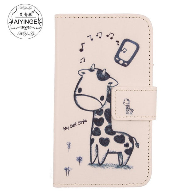 For Xgody Y23 6'' Case Wallet Design Flip Leather Wallet Mobile Phone Cover For Xgody Y23 Holster