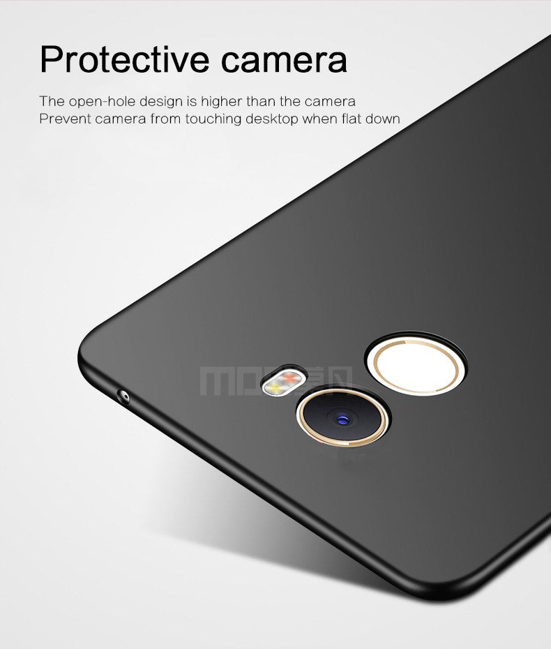 For Xiaomi Mi Mix 2 Case Cover MOFI Mix 2 Hard PC Back Cover Case For Mi Mix 2 Hard Cover Mix2 Micro Matte Case Capa Coque
