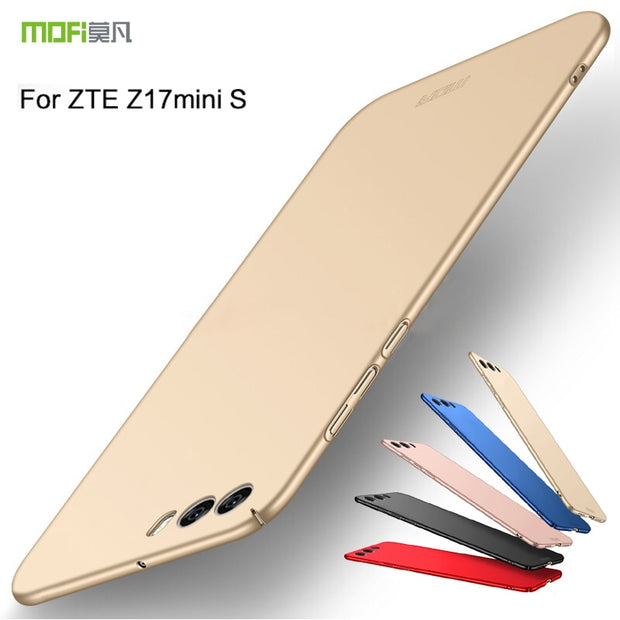 For ZTE Nubia Z17 MiniS Z17miniS Case Original Back Cover Hard PC Full Protective Phone Cases MOFi Case Cover 5.2