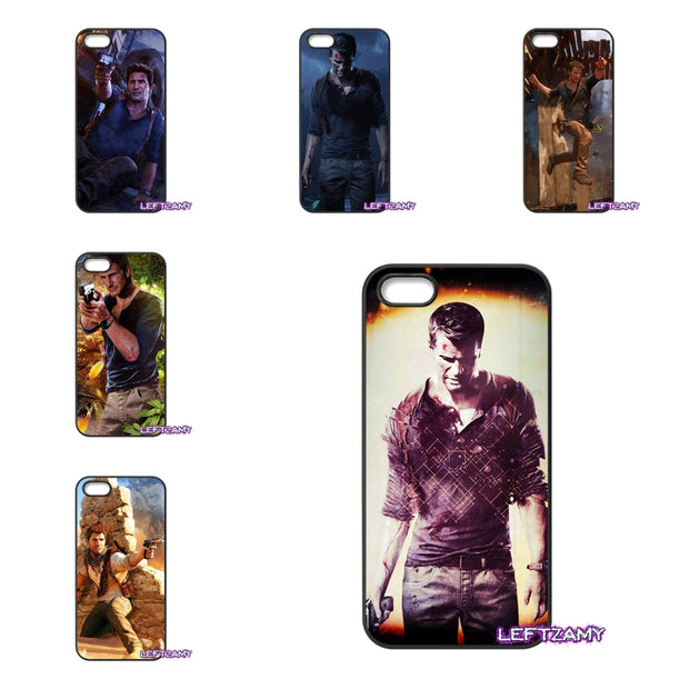 Game Uncharted 4 A Thiefs End Hard Phone Case Cover For Samsung Galaxy A3 A5 A7 A8 A9 J1 J2 J3 J5 J7 Prime 2015 2016 2017