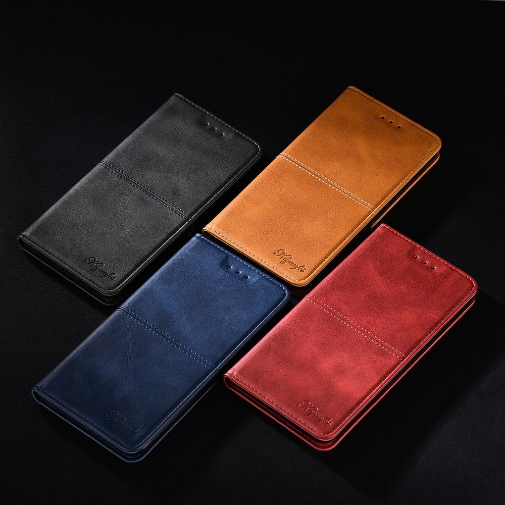 High Quality Leather Case For Huawei P30 P 30 Flip Cover Luxury Wallet Phone Case On Huawei P30 Shockproof Coque Soft Back Cover