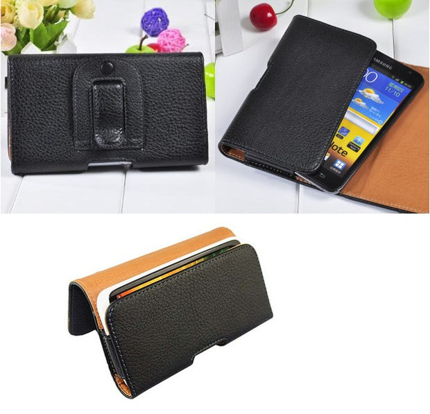 Leather Pouch Holster Belt Clip Case Holder For NOKIA N76 3720 6300 5310 5320 N8 6500S 6500C 2700C 3720c Bag,High Quality