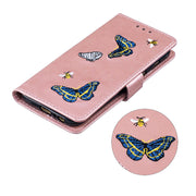 Luxury Flip Wallet Case For Samsung Galaxy A3 A5 J3 J5 J7 2017 Phone Case A320 A520 J330 J530 J730 Leather Butterfly Cover Capa