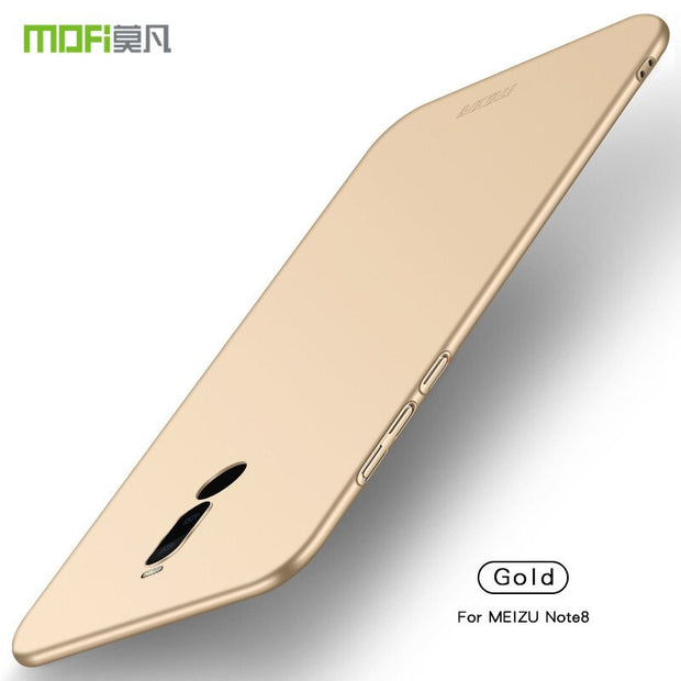 Meizu Note 8 Case Cover Meizu Note 8 Back Cover 5.99 Inch Original MOFi Hard PC Protective Case Meizu Note 8 Cover Phone Case