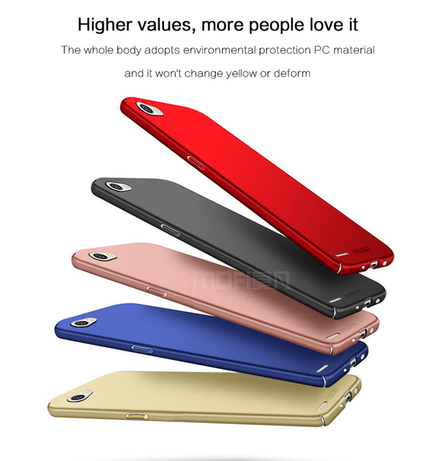 Mofi Fashion Matte Hard For LG G6 Case Full Protection Slim Back Cover For Lg Q6 5.5''cover Phone Cases