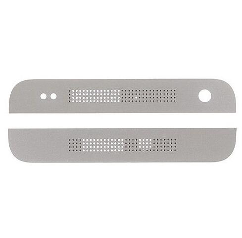 NEW TOP BOTTOM FRONT CAMERA COVER BEZEL HOUSING FOR HTC ONE MINI M4 601e 601s 601n NEW IN STOCK +TRACKING