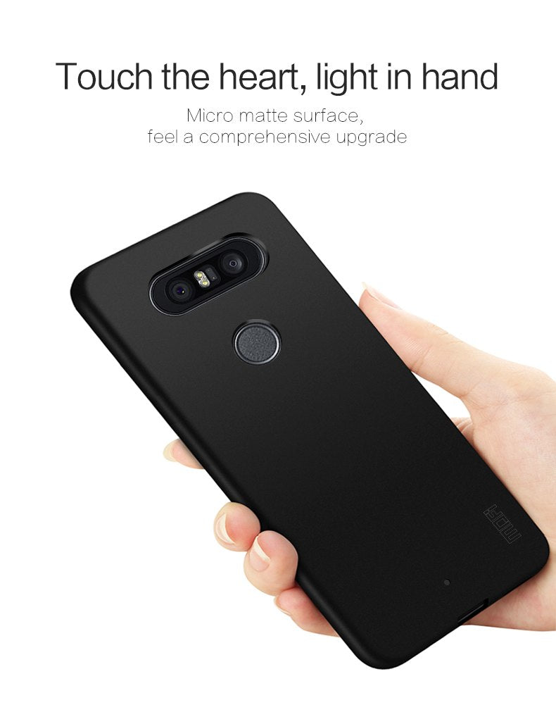 "New Brand For LG Q8 5.2"" Cover Case Original MOFI Hard Case For LG Q8 Case Hight Quality Phone Shell For LG Q 8"